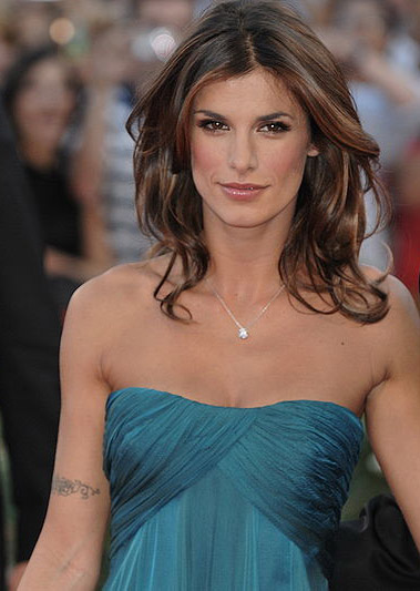 Elisabetta Canalis is one of this year's star guests