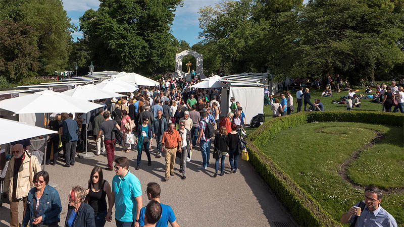 The Genuss Festival attracts thousands of visitors every year (photo © Gugerell; CC0 1.0)
